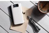 10000mAh côté duel sec de pouvoir d'écran LCD du Li-Polymère USB