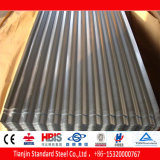 Corrugated лист толя покрытия цинка стальной