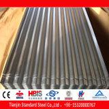 Sqmごとの熱い浸された波形の電流を通された鋼板亜鉛120g