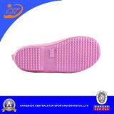 Розовое Rubber Rian Boots на Kids 68057