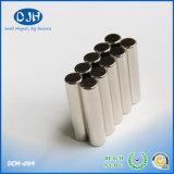 De kleine Magneet van NdFeB van de Vorm van de Cilinder van de Aarde voor Industrie