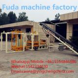 Machine libre de brique de la machine à paver Qt4-18 de brûlure hydraulique complètement automatique de machine