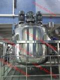 Het multifunctionele Dichtingsproduct van het Silicone van de Mixer van Drie Schacht Verspreidende, Kleefstof, Schoonheidsmiddelen, Chemische Producten