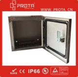 Casella elettrica del pannello di sistema di chiusura del montaggio della parete
