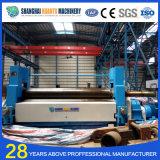 W11s CNC 유압 강철 회전 기계