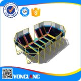 2015 Amuse confortable Hot Sale Trampoline pour Kids (YL-BC009)