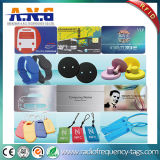 Tarjeta de la lealtad de la recompensa de la tarjeta de la alta calidad NFC Ntag 213 RFID
