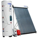 Unter Druck gesetzter Typ aufgeteiltes Solarwarmwasserbereiter-System