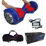 Motocicleta eléctrica de balance del precio de fábrica de la rueda de Hoverboard de la tarjeta elegante de la libración