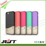 Caja combinada del teléfono móvil del color del contraste de la manera con el sostenedor del coche