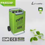Cargador de batería del transformador 12/24V de la CA (START-220/320/420/520/620)