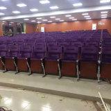 会議のシート、講堂のシートは、押し戻す講堂の椅子、プラスチック講堂のシートの講堂の座席、会議場の椅子(R-6174)を