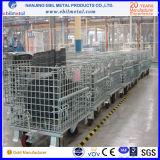 セリウム鋼鉄Foldableワイヤー容器/Boxとの高品質