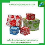 Caja de embalaje de la presentación con el racimo de Diamante - vacío o llenado