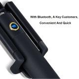 Mini Bluetooth sans fil Selfie Monopod prennent le bâton de Polonais Selfie