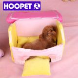 Small Pet Detachable와 Washable Dog House Bed를 위한 직물 Dog House