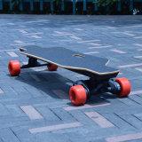 Fabrik geben das 4 Rad-elektrische Skateboard Longboard mit Fernsteuerungs an