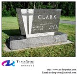 De DwarsGrafsteen van het graniet voor Gedenktekens