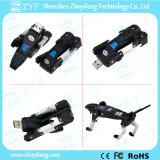 Mechanisches Spielzeug-Hund-USB-Feder-Plastiklaufwerk (ZYF1808)