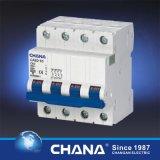 IEC e disjuntor automático aprovado de RoHS 6ka MCB mini