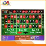 アーケードのカジノの硬貨の補助機関車の賭けるゲーム・マシンのタッチ画面