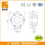 LED Work Light Hg-800 7inch 51W LED Driving Light fuori da Road con Highquality