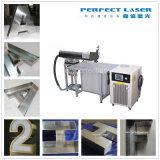220With 300With 400With 450Wアルミニウム/ステンレス鋼の自動メタチャネルL文字のレーザ溶接機械