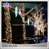 Outdoor Twinkle Party Decoração Christmas Holiday LED Fairy String Light