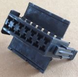 Conector 929504-7 del alambre del conector del receptáculo del amperio