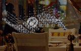 Candelabro quente Om711 da venda do candelabro de cristal decorativo