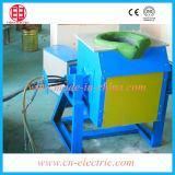 100kg Steel, Cast Iron, Edelstahl Induction Melting Furnace