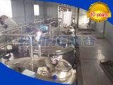 Chaîne de production pour faire le potage d'os