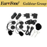 Hoofdtelefoon fdc-02 van de Intercom van Bluetooth van de motorfiets