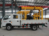 유압 트럭에 의하여 거치되는 이동할 수 있는 우물 드릴링 리그 (YZJ-200)