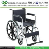 Chromed экономией стальная кресло-коляска Commode
