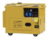 5kw stille Diesel van het Type van Luxe Generator (DG6500SE)