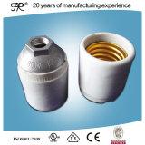 Caliente-Venta de la portalámpara de la porcelana E40 para el mercado de Egipto