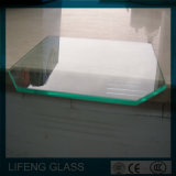 Tempered clair Glass avec Beveled Edge pour Home Appliance