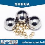 """AISI304 bola de acero inoxidable de la esfera de acero templado 1/8 """""""