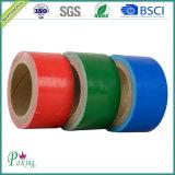 Einseitiges buntes Tuch-Leitung-Band mit starker Adhäsion