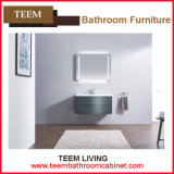 はいInclude MirrorおよびModern Style Popular Design Tempered Glass Basin Bathroom Vanity