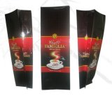 Kundenspezifisches Plastic Printed High Grade Aluminum Foil Coffee Bag mit Valve