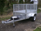 6X4 Galvanized Bolt on Tipping Box Utility Trailer