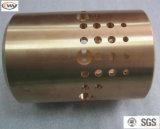 Peças personalizadas do CNC com bronze (HY-J-C-0021)