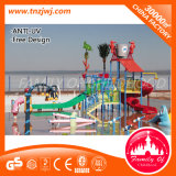 Bestes Quality Plastic Water Slide Aquatic Play für Family