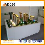 De commerciële Modellen van de Bouw/de Modellen van de Tentoonstelling/het Model van de Flat/de ModelVervaardiging van de Bouw