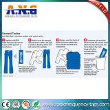 Modifiche passive dei vestiti di RFID stampate abitudine/modifiche lavabili di RFID per vestiti