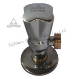 Латунный угловой вентиль туалета (YD-D5025)