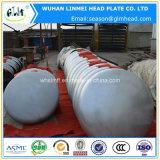 Protezione di estremità servita del serbatoio dell'acciaio inossidabile AISI 304
