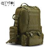 As forças armadas do teste padrão de Camo Backpack